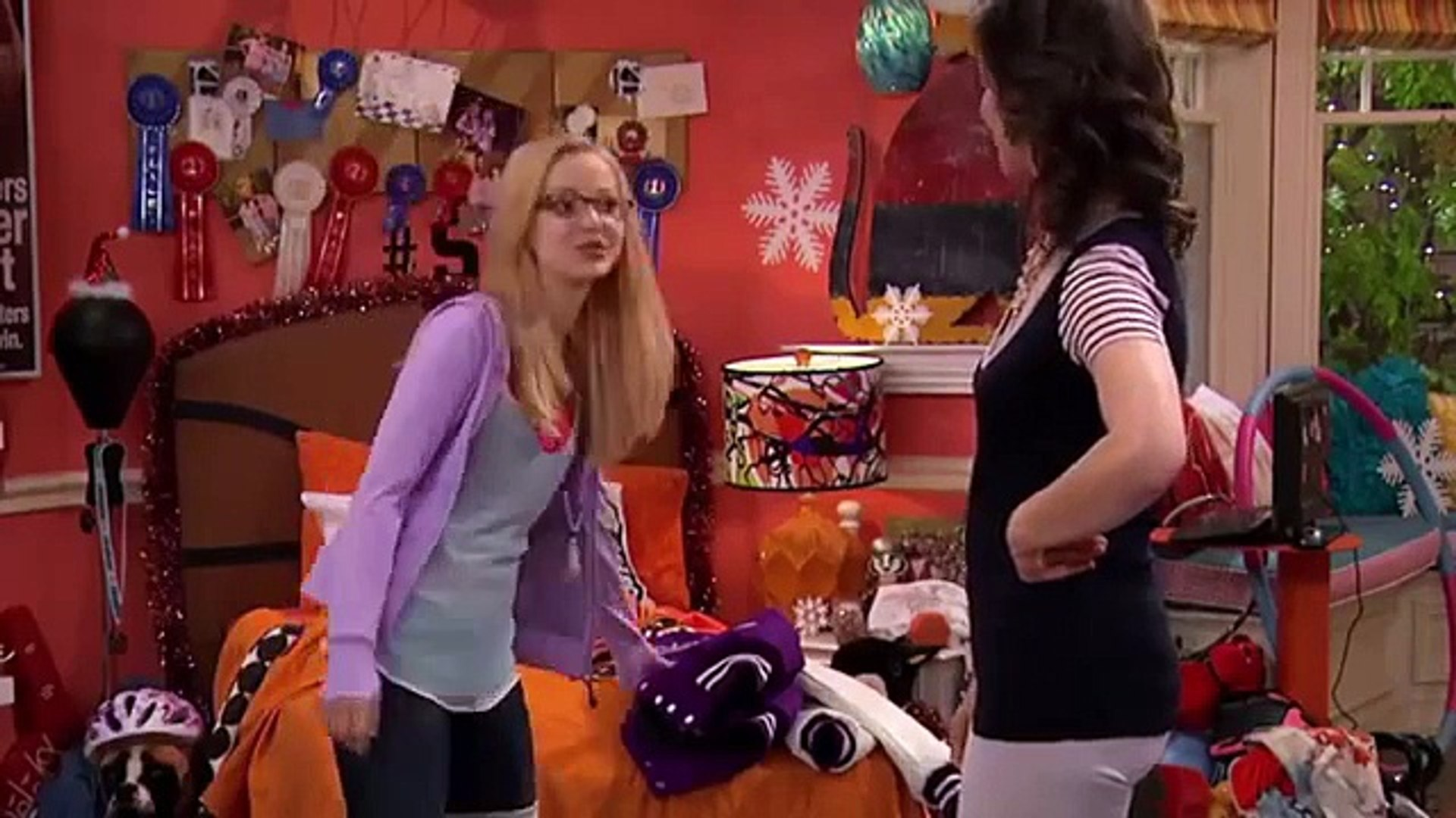 Liv And Maddie Season 2 Episode 7 New Years Eve A Rooney