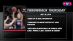 Throwback Thursday | July 30, 2015