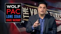 The Young Turks Cenk Uygur announces Wolf PAC TX milestone in Texas (extended clip)