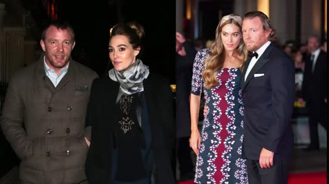 Guy Ritchie heiratet Jacqui Ainsley