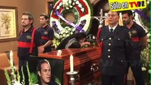 """Detrás de cámaras del """"Triunfo del Amor"""" - muere Juanjo"""