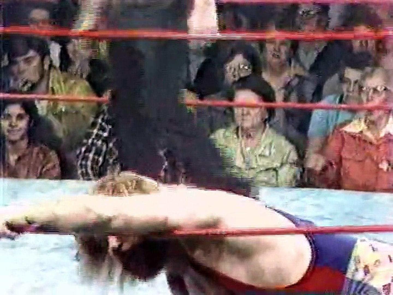 Roddy Piper vs Luke Williams - Hair Match - (Portland 1980/03/01)