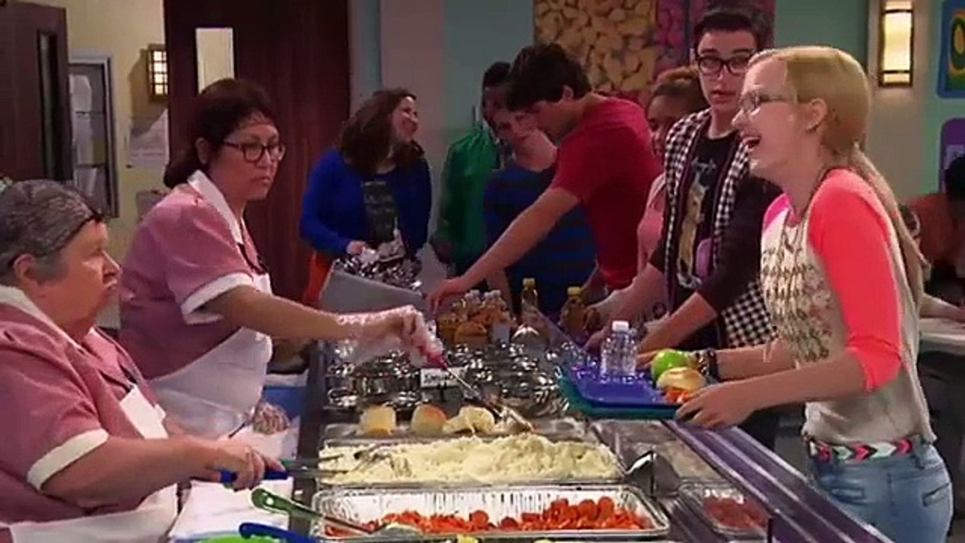Liv And Maddie Season 2 Episode 13 Gift A Rooney