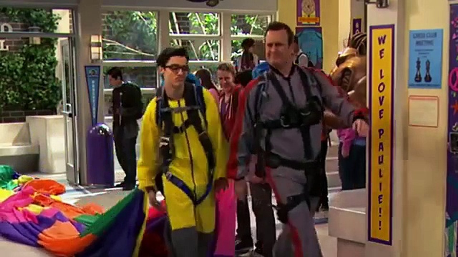 Liv And Maddie Season 2 Episode 16 Cook A Rooney