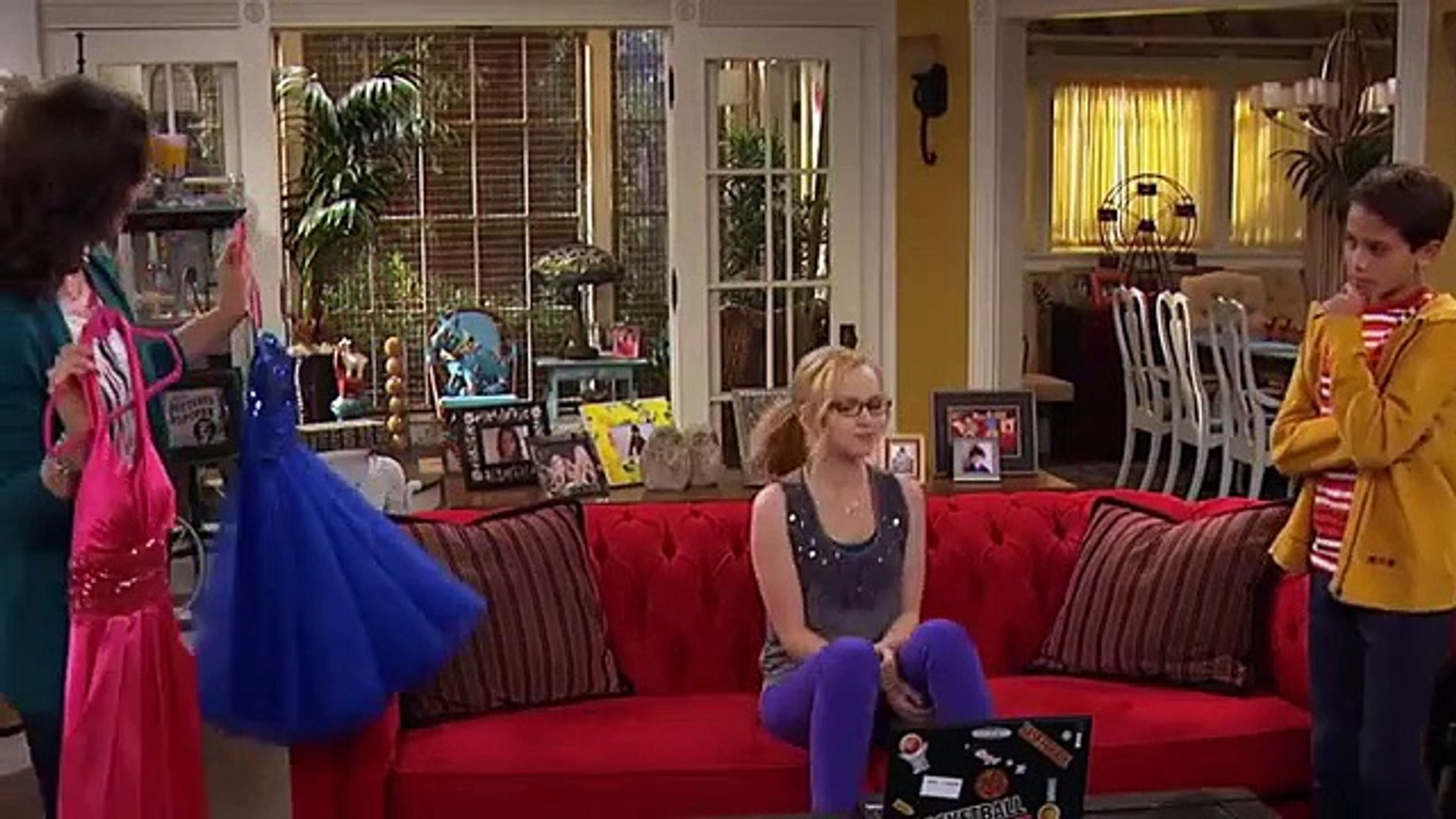 Liv And Maddie Season 2 Episode 17 Prom A Rooney