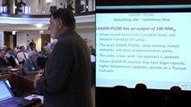 Ralph Hart - Prismatic 100 megawatts thermal LEADIR-PS100 @ TEAC5