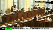 Lubomír Zaorálek: Celý svět anonymní akcie ruší, kromě nás