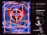 Touhou 08 Imperishable Night - No Death Boss Replay of Extra Stage