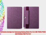 Mulbess - F?r Samsung Galaxy Tab Pro 12.2 T9000 WIFI und Samsung Galaxy Note Pro 12.2 P900
