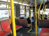 A ride on board a San Francisco MUNI 30ft 2007 Orion VII Hybrid 07.503 on Route 39 - Coit