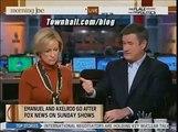 "Mika on CBS, ABC, NBC: ""We're All Liberals & Democrats"""