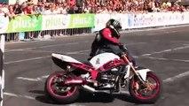 Freestyle Motorcycle Extreme Stunts Crash Amazing 2014
