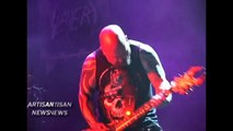SLAYER KERRY KING REJOINS MEGADETH IN LOS ANGELES
