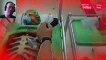 Surgeon Simulator 2013 | Part 5 | Corridor Heart Transplant