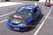 Nyce1s.com - Top Level Blue EVO @ Atco Raceway!!
