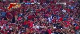 هدفي فوز الأهلي علي الإسماعيلي 2-1 دوري الأبطال بتاريخ 1 أغسطس 2010