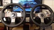 G25 vs G27 Review and Comparison (Análise e comparação dos volantes da Logitech)