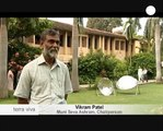 euronews terra viva - India: tecnologia e green business in Ashram