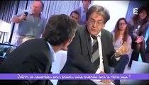 Alain Finkielkraut face à Abdel Raouf Dafri et Pascal Blanchard chez Frédéric Taddeï CSOJ - 3/7