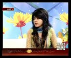 Humera Naz (Herbalist) Salam Pakistan 29 July 2015 Live  Result Hair Roots