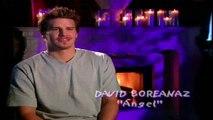 David Boreanaz & Joss Whedon Interview on Buffy the Vampire Slayer
