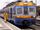Estación de Castelldefels 5 marzo 1991