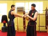 Wing Chun 1st Form Applications - Sil Lim Tao Drills