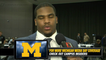 Michigan's James Ross On Improving In 2015