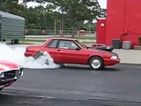 1968 Pontiac Firebird vs Ford Mustang