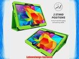 Snugg? Galaxy Tab 4 10.1 Zoll H?lle (Gr?n) - Smart Case mit lebenslanger Garantie
