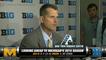 Michigan's Jim Harbaugh On 2015 Season