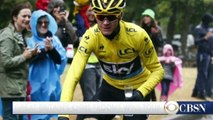 Chris Froome wins second Tour de France title in 3 years Danielzr news