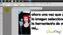 Recortar en Circulos en Photoshop    Colocar la imagen en circulo sobre Blend