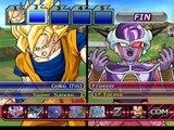 Dragon Ball Z Budokai Tenkaichi 3 - Goku FIN Vs Freezer, Cell, Kid Bu, Yin Shen Ron, Broly
