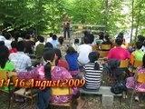 Ontario Burmese Christian Fellowship Summer Camp ( Aug 14-16, 09) Toronto, Canada