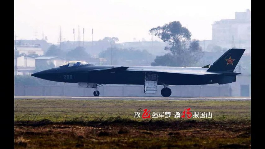 [China Today 720HD] China Unveils 5th Generation Stealth Fighter - Chinese J-20 | Godialy.com