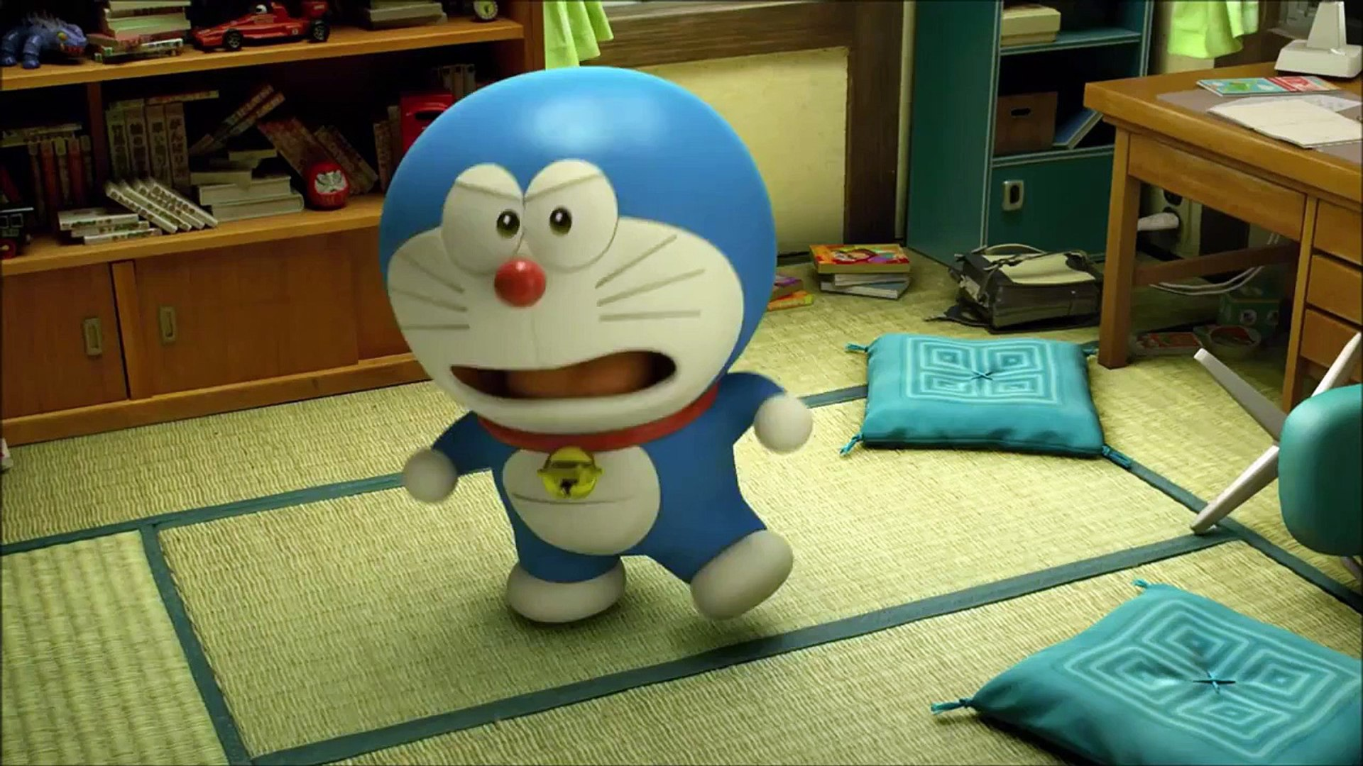 3D Stand By Me - Doraemon The Cartoon - Funny Scene - video dailymotion
