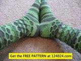 knites knit picks needles knitted christmas stocking