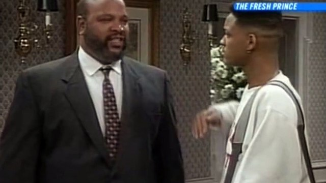 fresh prince of bel air: Hes going to eat me