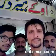 Special Dubsmash Video For Imran Khan From the People of Peshawar