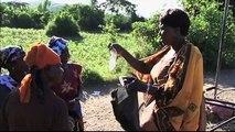 Malawi: Empresarias a bordo con un mensaje sobre VIH/SIDA