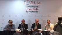 Forum Democracia e Liberdade de Expressão com : ARNALDO JABOR 2