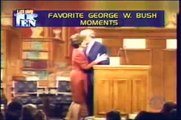 Top Ten Favorite George W. Bush Moments by David Letterman