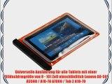 Cooper Cases(TM) Voda Lenovo A8-50 A5500 / A10-70 A7600 / Tab 2 A10-70 Wasserdichte Tableth?lle