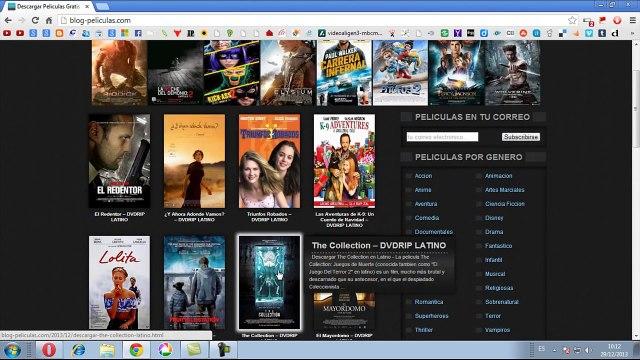 peliculas gratis de estreno en espanol latino