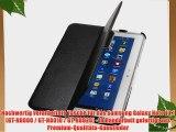 StilGut UltraSlim Case Tasche mit Stand- und Pr?sentationsfunktion f?r Samsung Galaxy Note