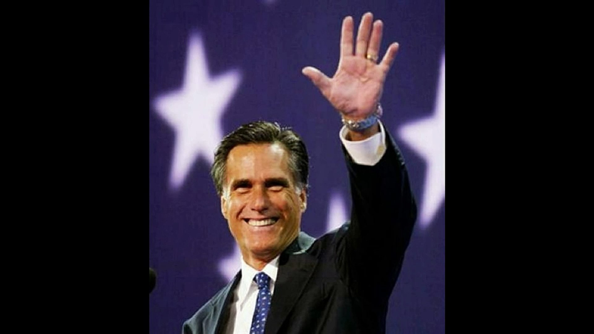 Mitt Romney - Now You're A Man. Pack Your Bags, It's Time for Boot Camp