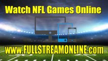 Watch St. Louis Rams vs Oakland Raiders NFL Live Stream