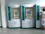 Caixa eletrônico do Banco Real invadido por hackers