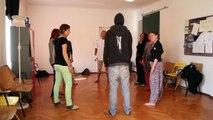 Le Théâtre des opprimés de Slovénie